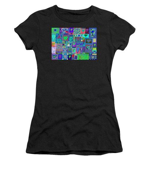 find U'r Love found    v13 Women's T-Shirt