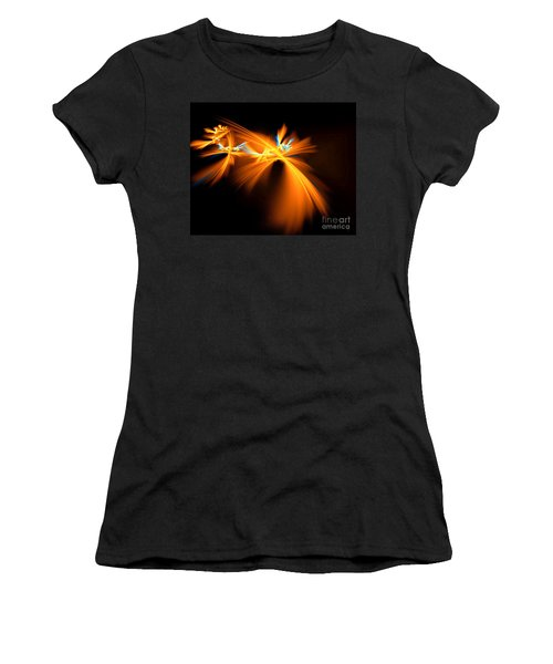 Fireflies Women's T-Shirt (Junior Cut)