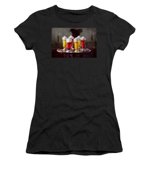 Food - Sweet - Let's Parfait All Night  Women's T-Shirt