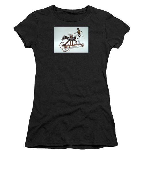 Free Unforgiven Women's T-Shirt (Athletic Fit)