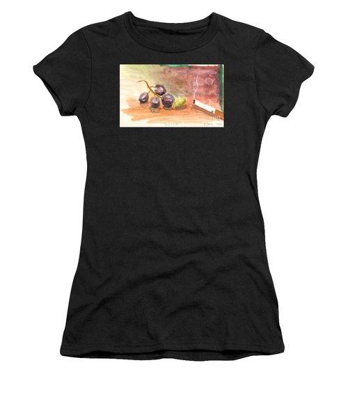 Grapeality Women's T-Shirt (Athletic Fit)