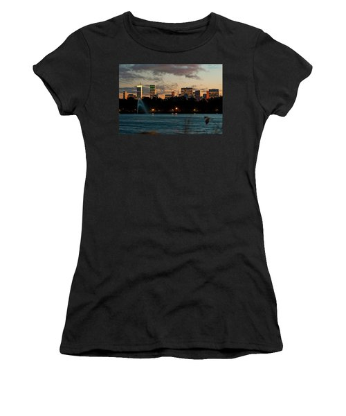 Great Pond Fountain Women's T-Shirt