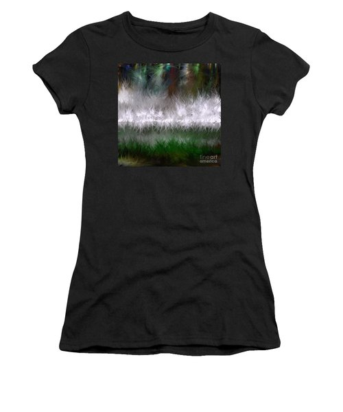 Growing Wild Women's T-Shirt (Athletic Fit)