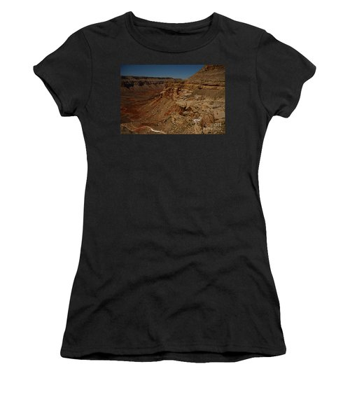 Havasupai Hilltop  Women's T-Shirt (Athletic Fit)