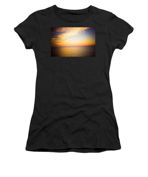 Women's T-Shirt (Junior Cut) featuring the photograph Heavenly by Sara Frank