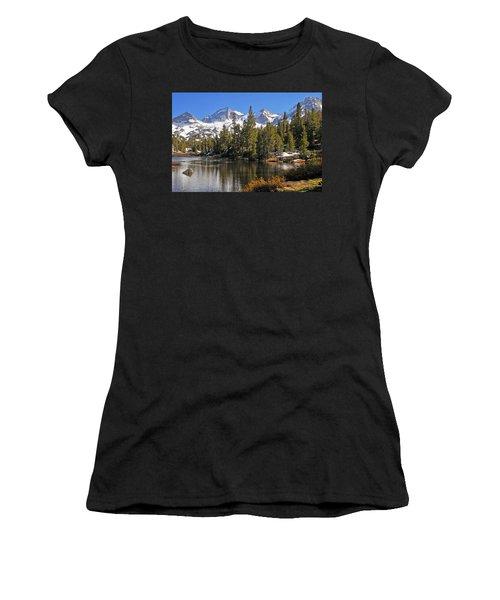 Hidden Jewel Women's T-Shirt (Junior Cut) by Lynn Bauer