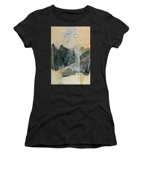 Hits And Mrs Or Kami Hito E  Detail  Women's T-Shirt