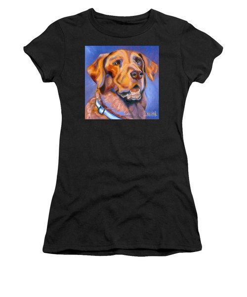 Hot Chocolate Lab Women's T-Shirt