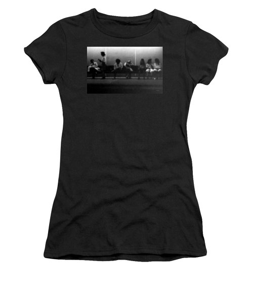 Images Of Waiting Women's T-Shirt (Athletic Fit)