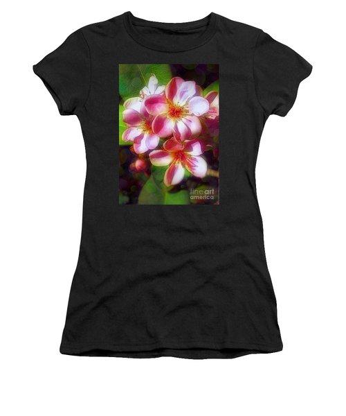 India Hawthorne Women's T-Shirt (Junior Cut) by Judi Bagwell