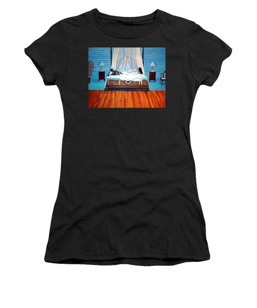 Intimate Reflections Women's T-Shirt (Athletic Fit)