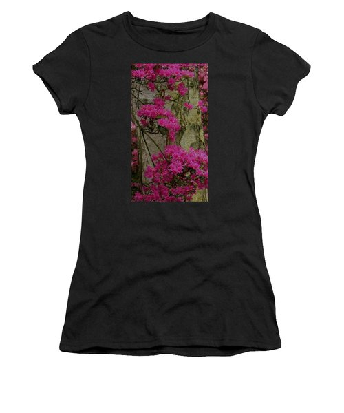Japanese Painting Women's T-Shirt (Athletic Fit)