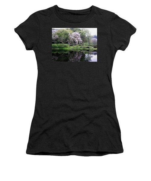 Japan's Imperial Garden Women's T-Shirt (Athletic Fit)