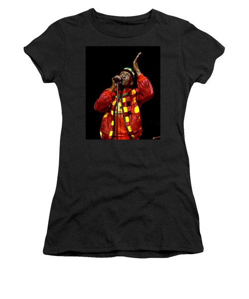 Jimmy Cliff Women's T-Shirt (Athletic Fit)