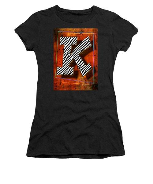 K Women's T-Shirt