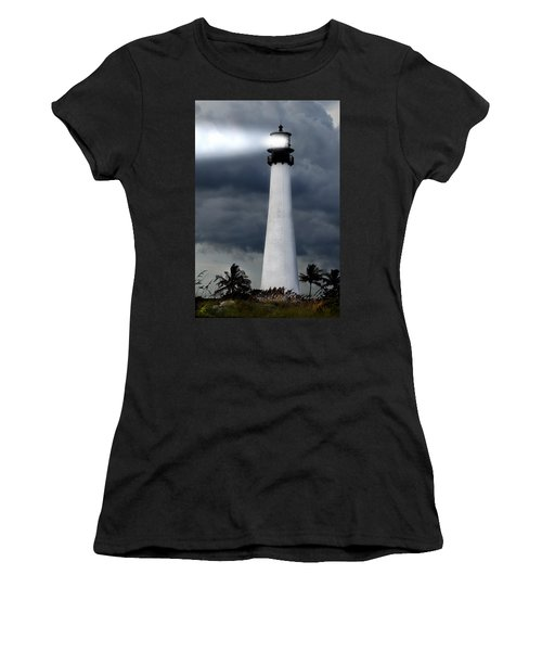 Key Biscayne Lighthouse Women's T-Shirt