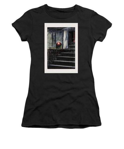 Leave The Light On Women's T-Shirt (Athletic Fit)