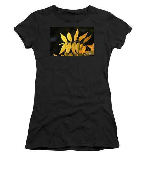 Leaves Of Fall Women's T-Shirt