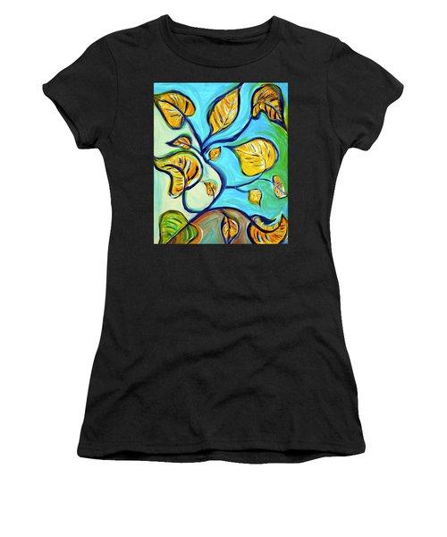 Leaves Of Hope Women's T-Shirt