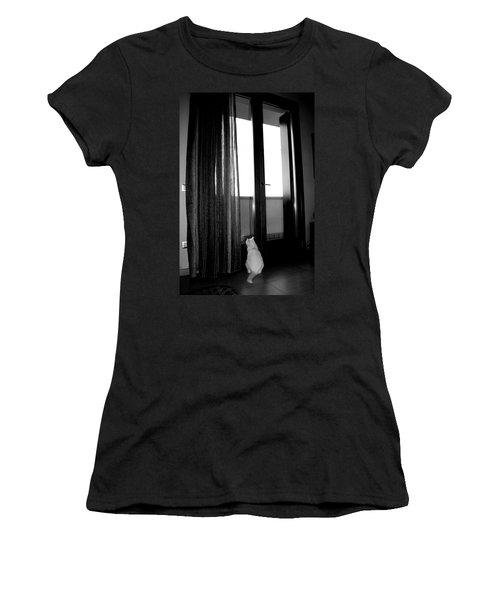 Let Me Go Women's T-Shirt (Athletic Fit)
