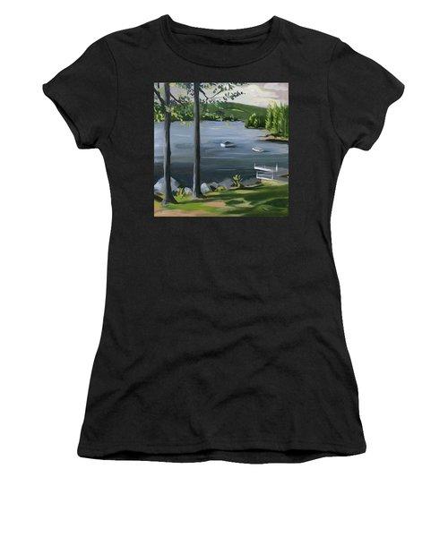 Little Squam In June Women's T-Shirt