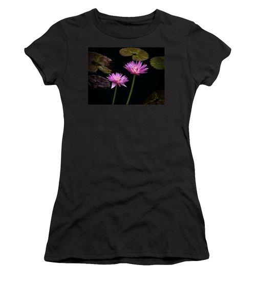 Lotus Water Lilies Women's T-Shirt
