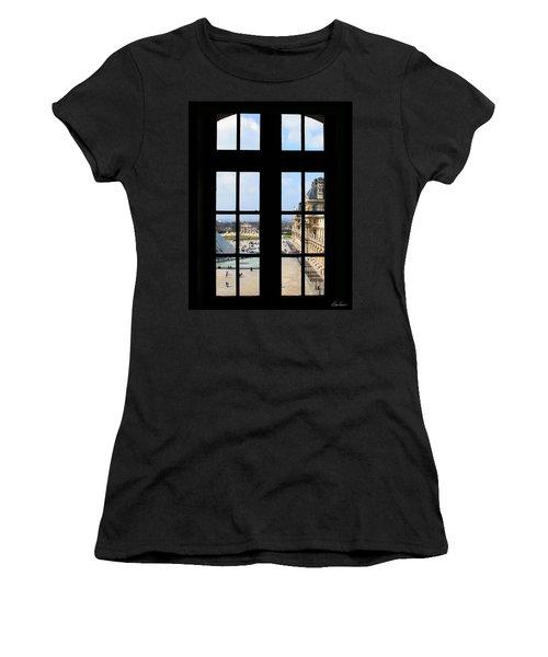 Louvre Window Women's T-Shirt