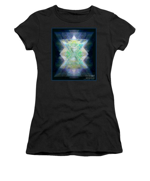 Love's Chalice From The Druid Tree Of Life Women's T-Shirt (Athletic Fit)