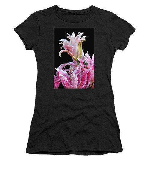 Luscious Lilies Women's T-Shirt