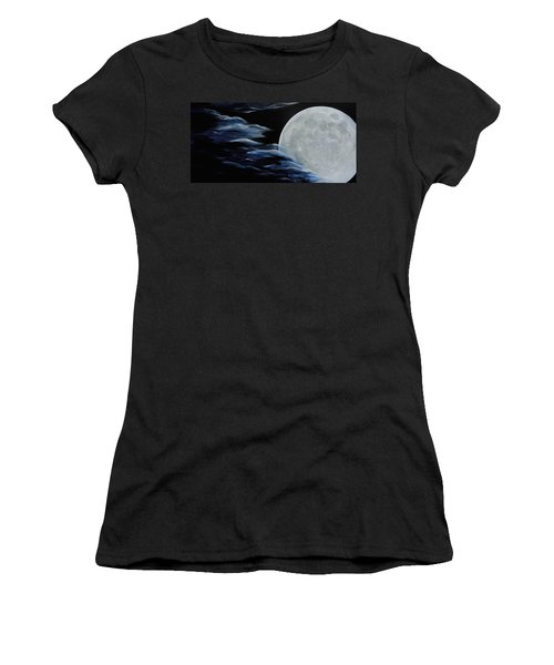 Magica Luna Women's T-Shirt (Athletic Fit)