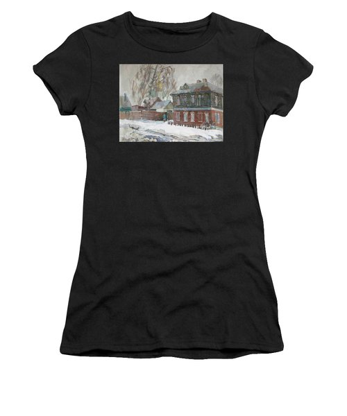 March Women's T-Shirt (Athletic Fit)
