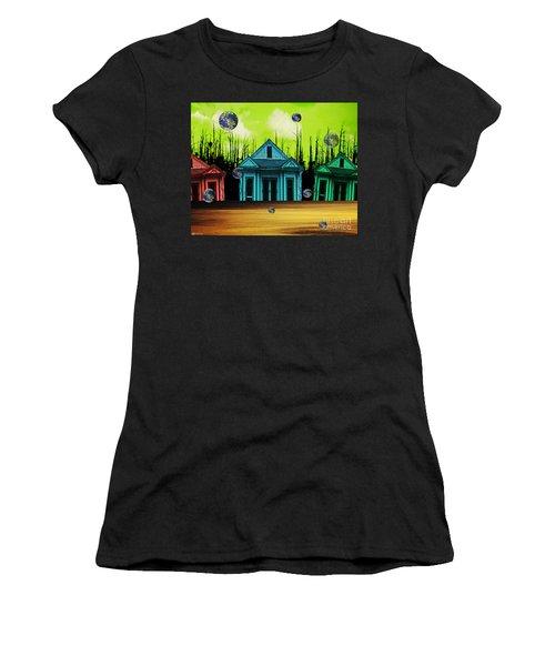 Means Of Escape Women's T-Shirt
