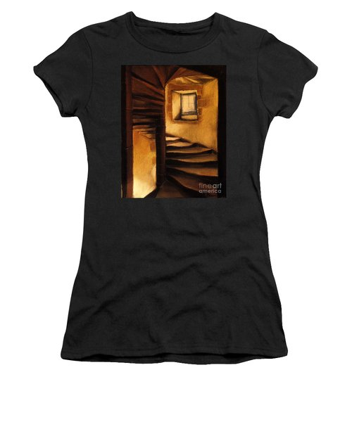 Medieval Tower Women's T-Shirt