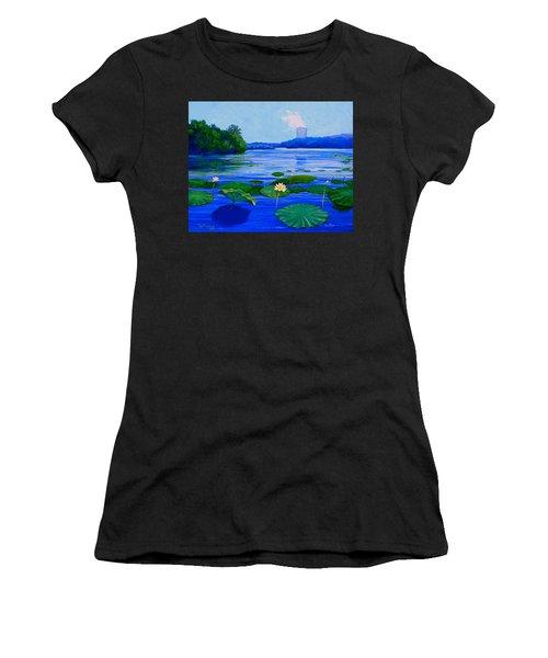 Modern Mississippi Landscape Women's T-Shirt