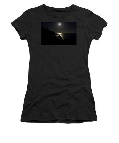 Moon Over Dor Women's T-Shirt (Junior Cut) by Brent L Ander