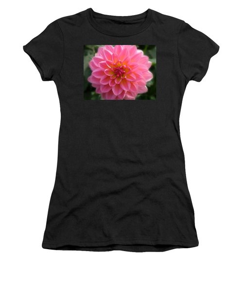 Mum's The Word Women's T-Shirt (Athletic Fit)