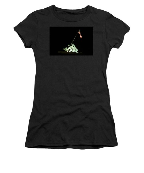 Never Forget Them Women's T-Shirt (Athletic Fit)
