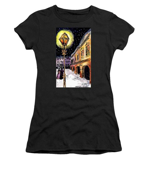 Old Time Evening Women's T-Shirt