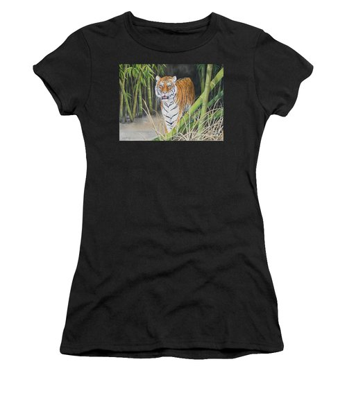 On The Prowl  Sold Prints Available Women's T-Shirt