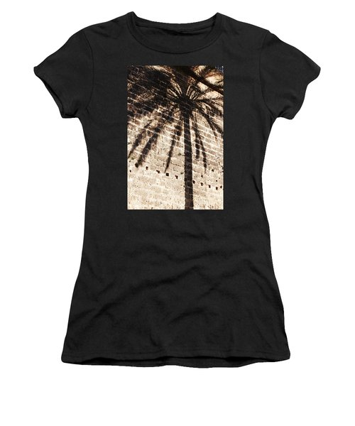 Palm Shadow Women's T-Shirt