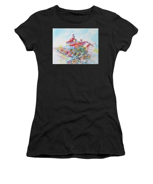 Party Time At Parker's Lighthouse Women's T-Shirt