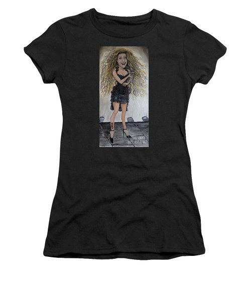 Paula's Chocolate Martini Women's T-Shirt (Athletic Fit)