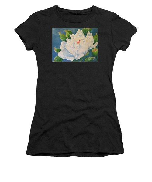 Peonies Women's T-Shirt