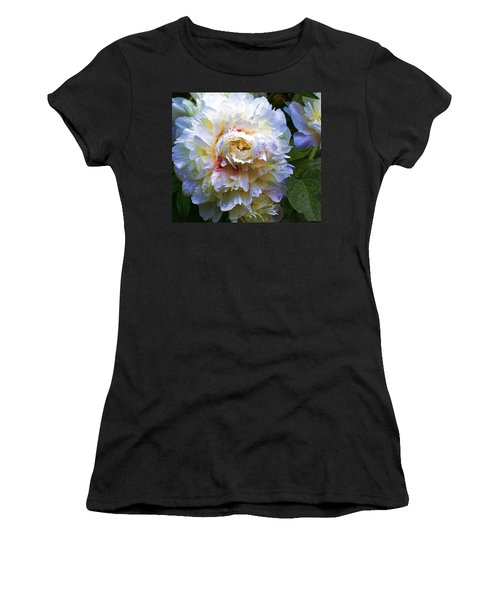 Peony Beauty Women's T-Shirt (Athletic Fit)