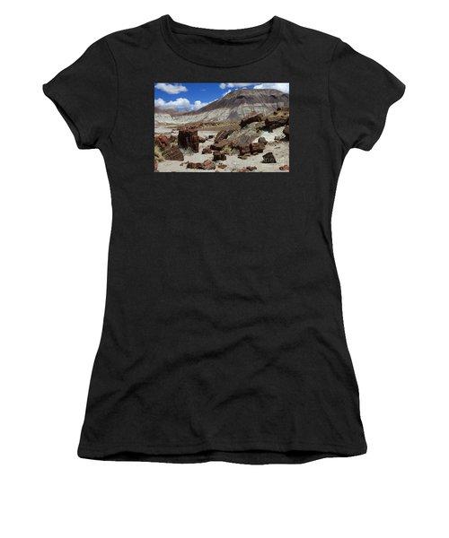Petrified Forest 2 Women's T-Shirt