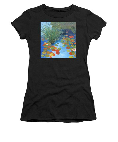 Pond Revisited Women's T-Shirt (Athletic Fit)
