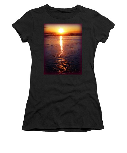 Purple Sunset Women's T-Shirt