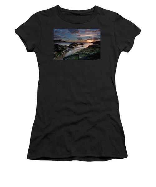 Rhosneigr Sunset  Women's T-Shirt