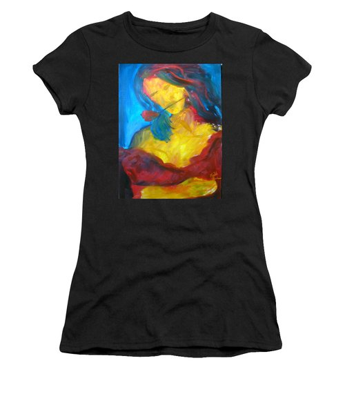 Sangria Dreams Women's T-Shirt (Athletic Fit)