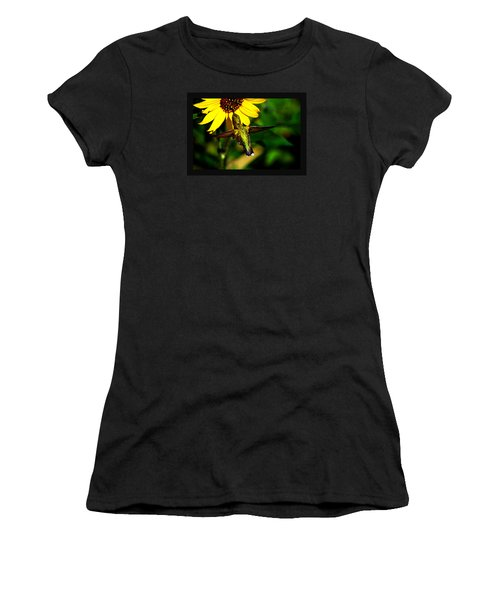 Saturday Morning Women's T-Shirt (Junior Cut) by Susanne Still